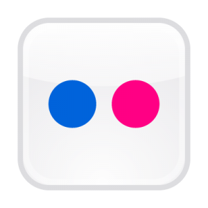 flickr-button