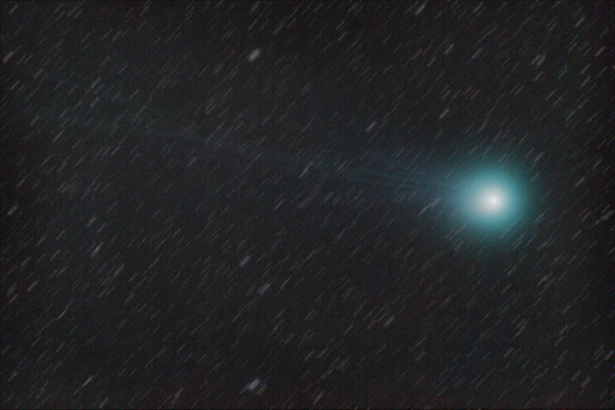Comet Lovejoy - 22 January 2015