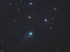 Comet Garradd Close to The Coathanger