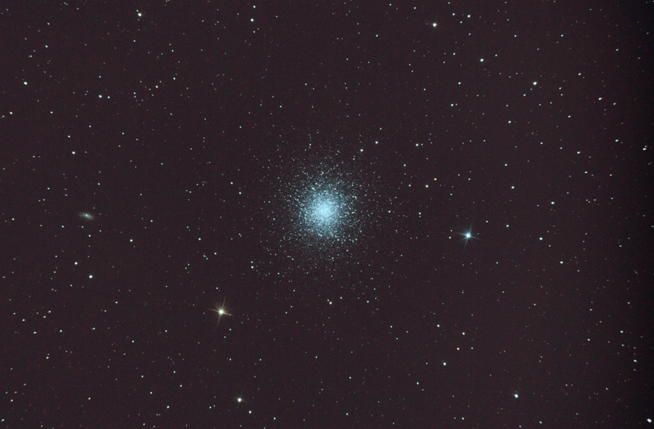 M13 - The Great Hercules Globular Cluster.