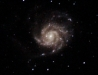 Spiral Galaxy M101