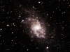 M33 - The Triangulum Spiral Galaxy.