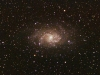 Face on Spiral Galaxy M33.