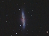 M82 - Active Galaxy in Ursa Major.