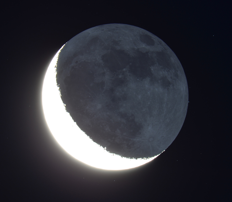 The Moon 20120912
