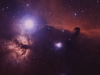 The Horse and Flame Nebula