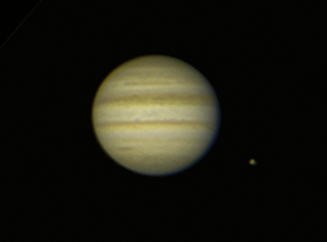 20120219 Jupiter &amp; Ganymede